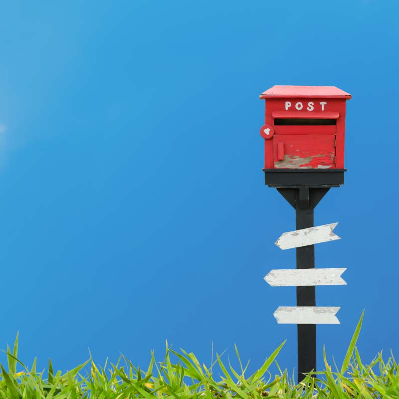 mail box image